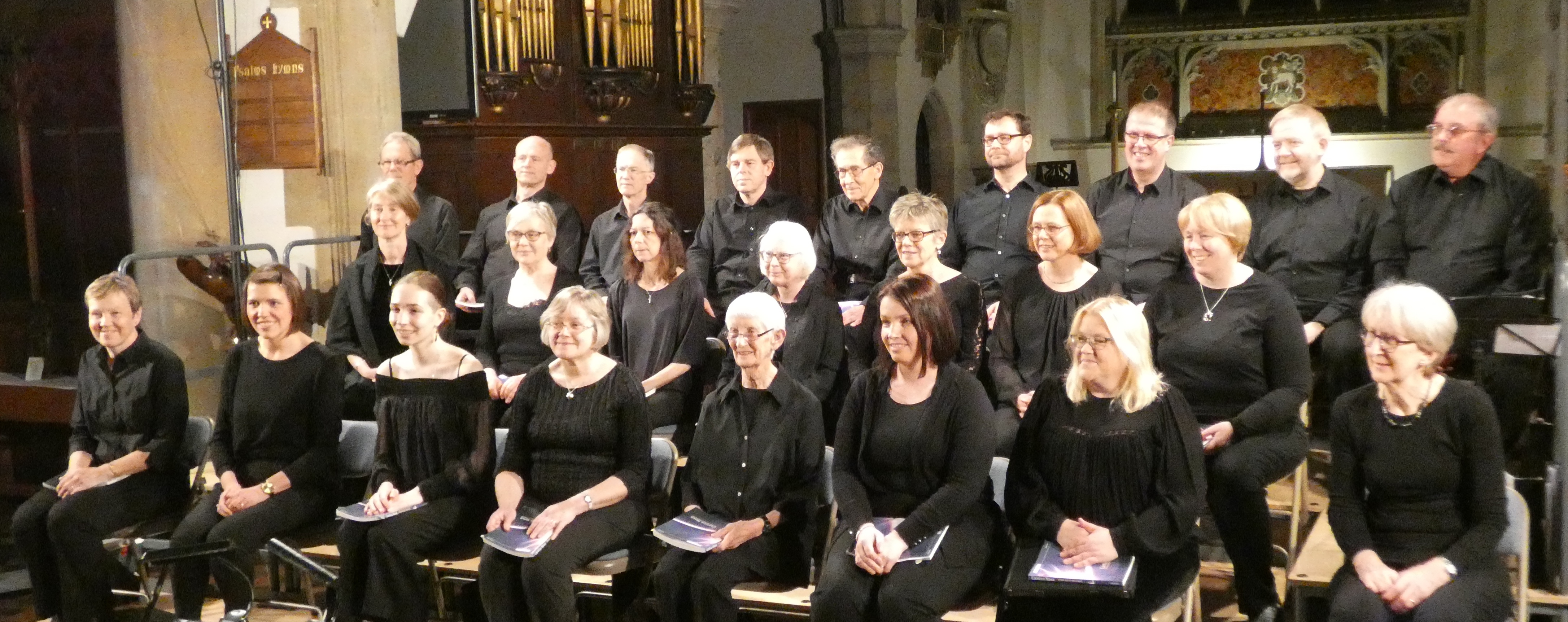 Night Watch choir